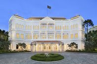 Singapore's Historic Raffles Hotel Reopens After Restoration