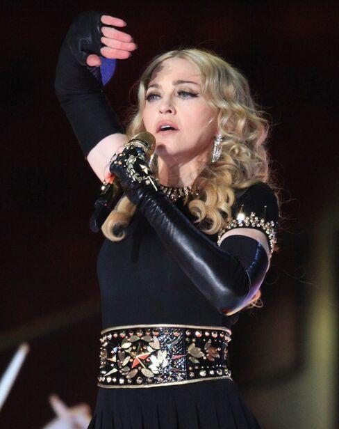 Madonna Vows to Oppose Gay Propaganda Law
