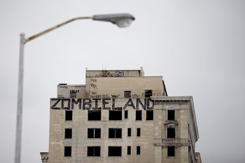 Detroit's Bankruptcy Reveals Dysfunction Common in U.S. Cities