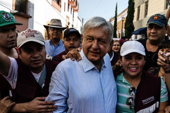 Mexico's Godfather: A Survivor Who'll Likely Do Fine Under AMLO