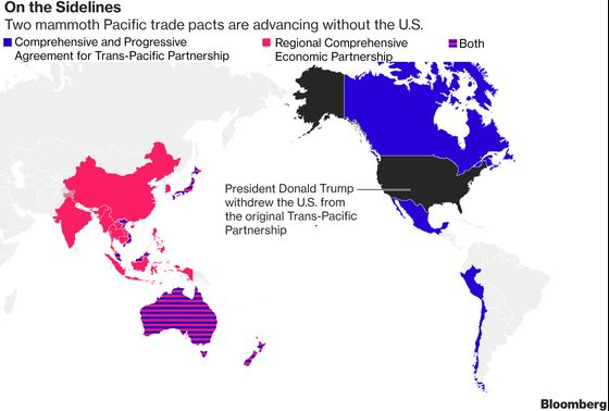 Pacific Trade Deal Is a Big Deal, With U.S. or Not: QuickTake