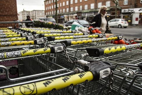 Sainsbury To Bring Netto Back to Britain