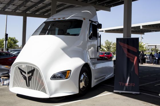 Electric Trucks Facing Long Road to Unseat Diesel Engines