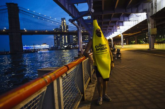 Banana Suits, Selfies and Subway Challenges: NYC's Virtual RacesAre Hot