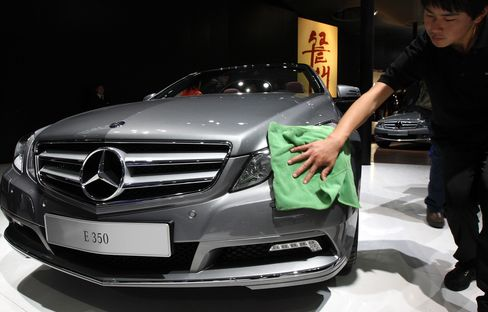 Mercedes-Benz at the Beijing Auto Show