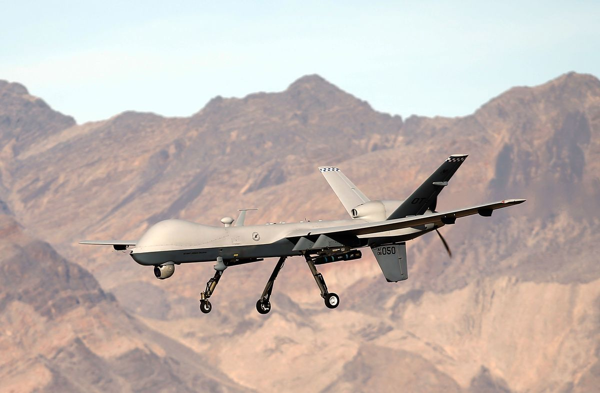 Iran Says Drone Used in Soleimani Strike Came From Kuwait