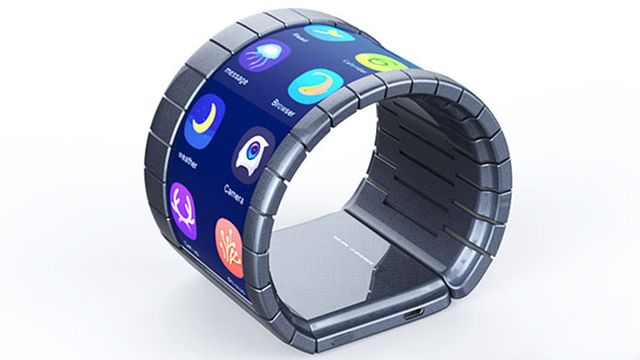 Bendable Smartphones Are Coming