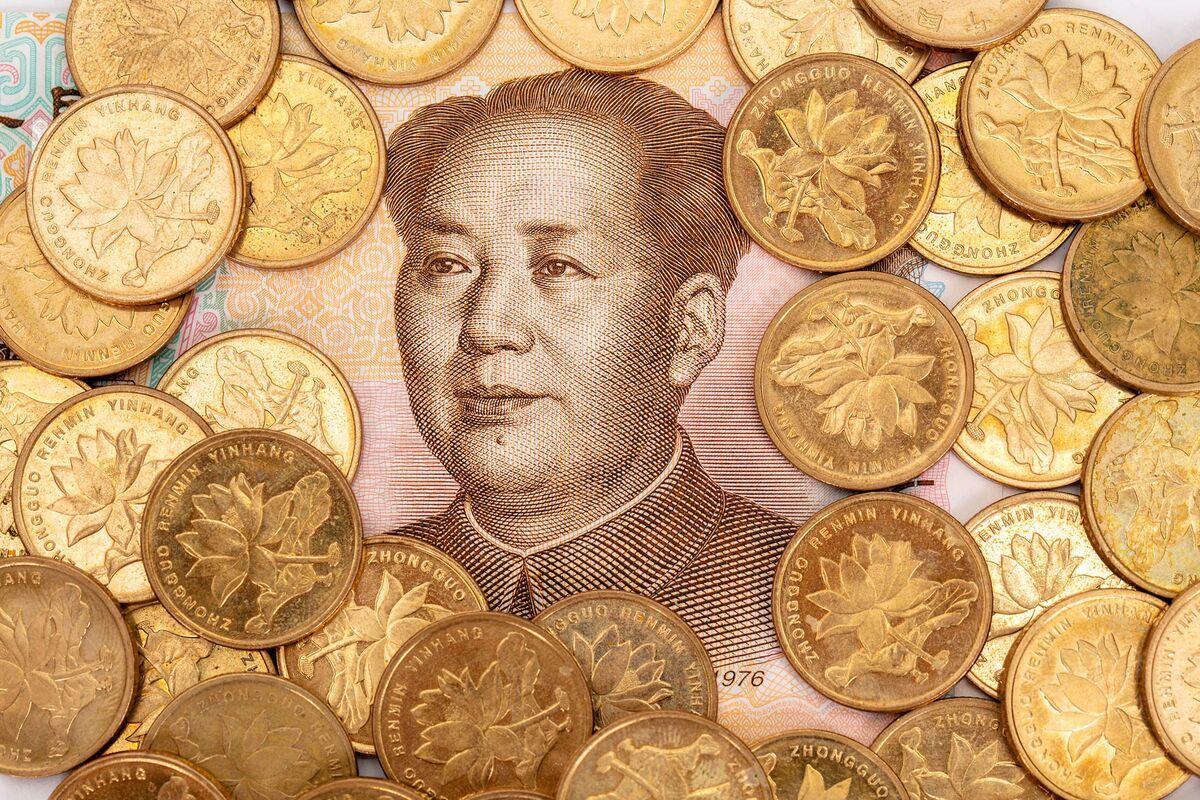 China's Financing Is Growing Pretty Circular, Deutsche Bank Says