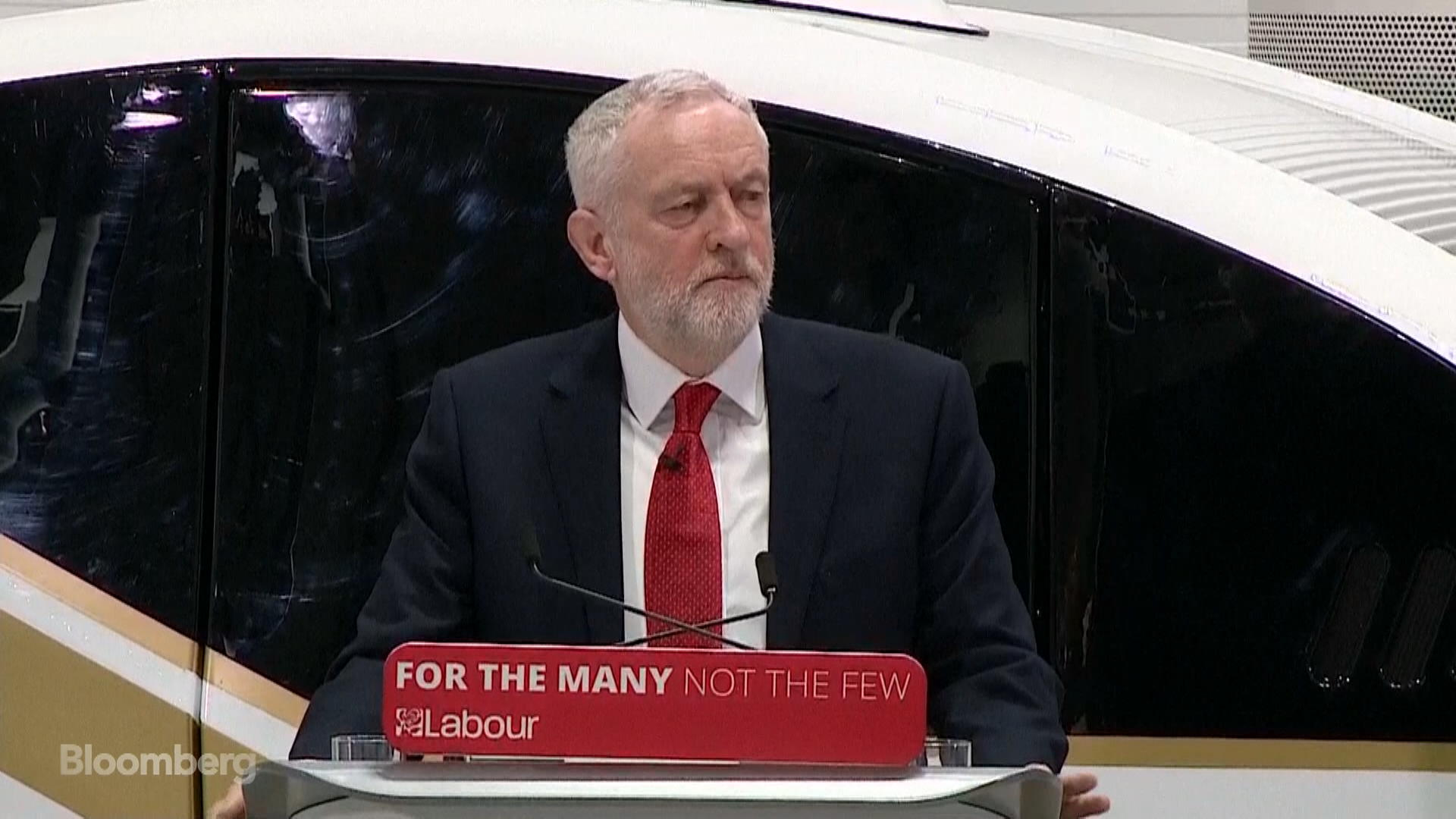 Corbyn calls for EU customs union after Brexit