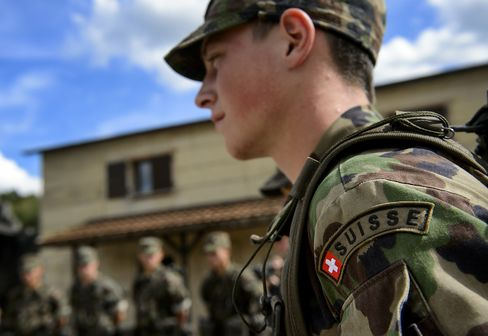 Switzerland Votes to Maintain 165-Year-Old Military Draft