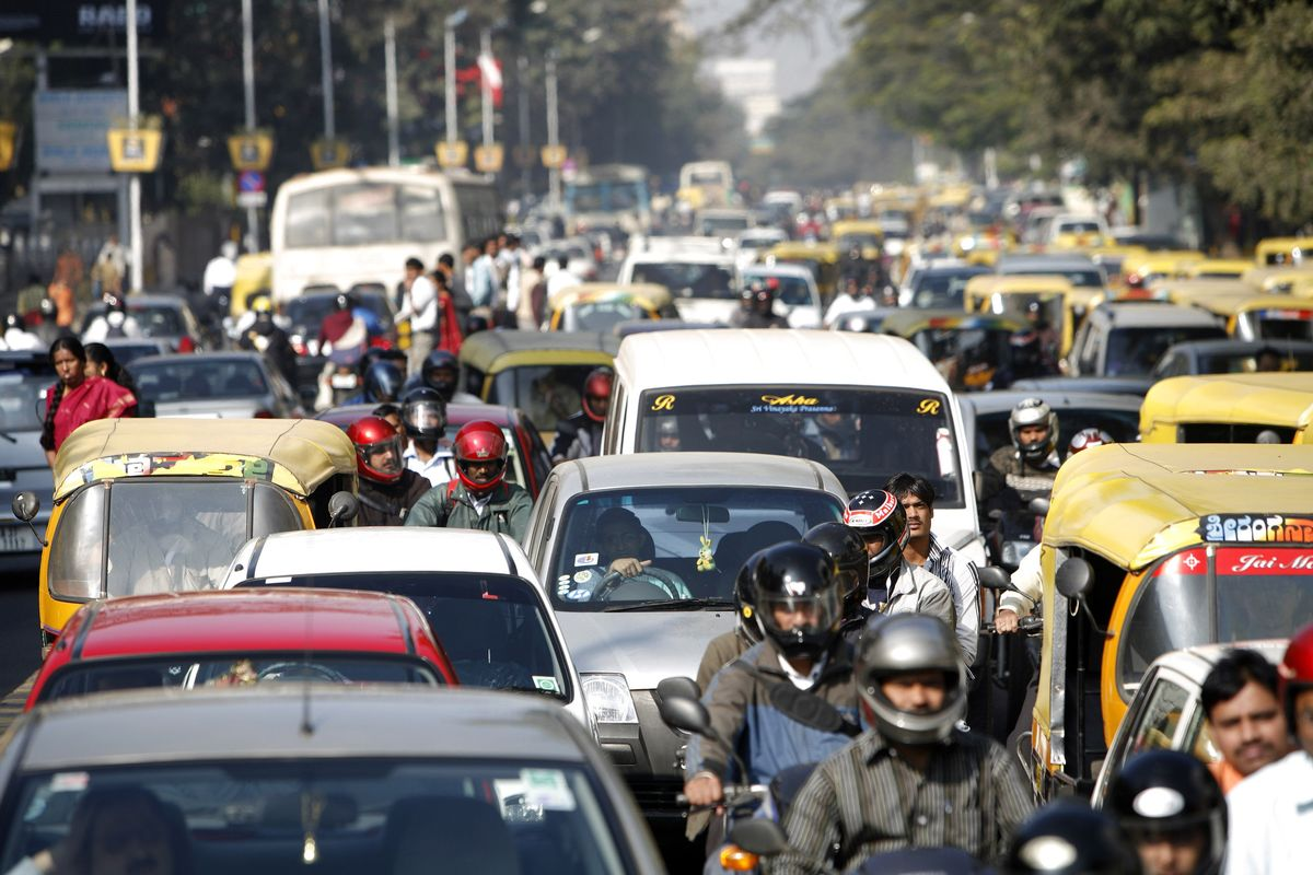 India Has 150 Million Drivers and Only 8,000 Want Electric Cars