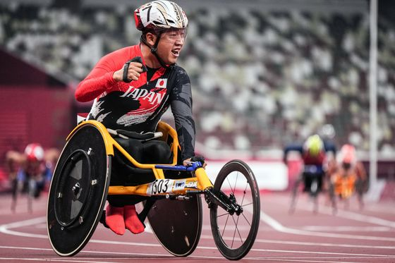 Japan Offers Disabled a Stage for Paralympic Glory But Few Jobs