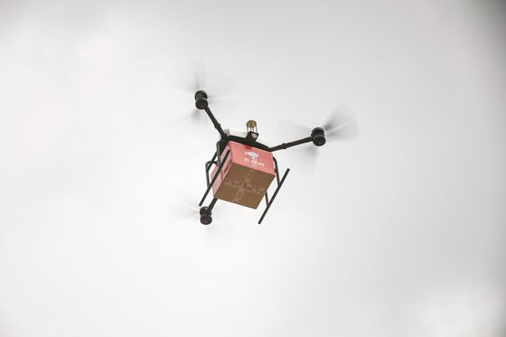 China Is on the Fast Track to Drone Deliveries