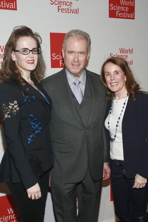 Rebekah, Robert, and Diana Mercer
