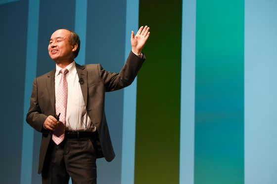 SoftBank's Son Remakes His Inner Circle With Three Newcomers