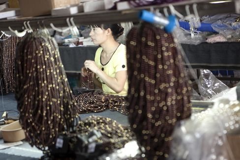 Chinese Manufacturing Growth Accelerates