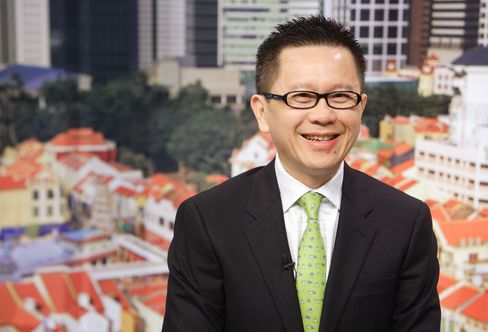 SC Global Developments CEO Cheong