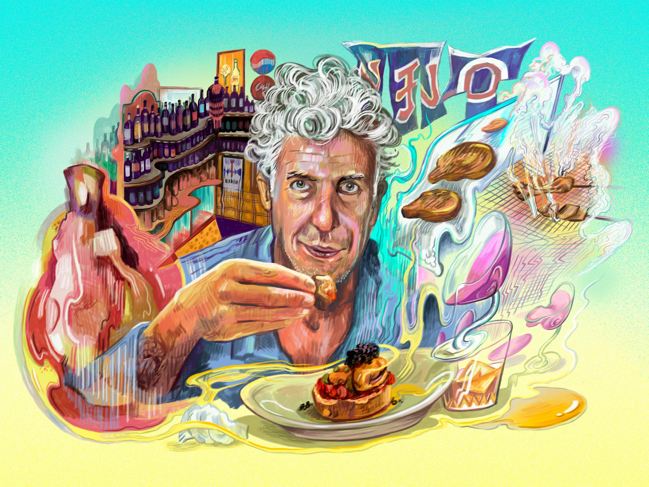 relates to Anthony Bourdain Gives His Last Advice on How to Travel the World