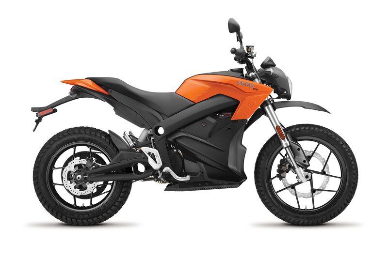 Tesla of motorcycles