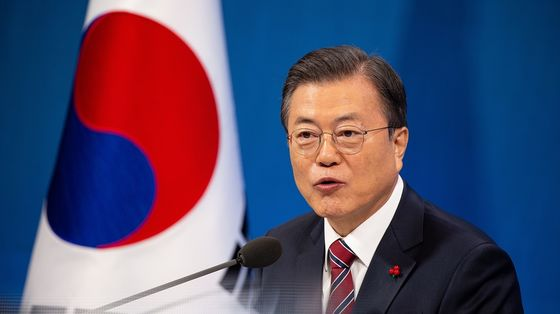 Korea Property Woes Could Turn Tide Against Moon in By-Elections