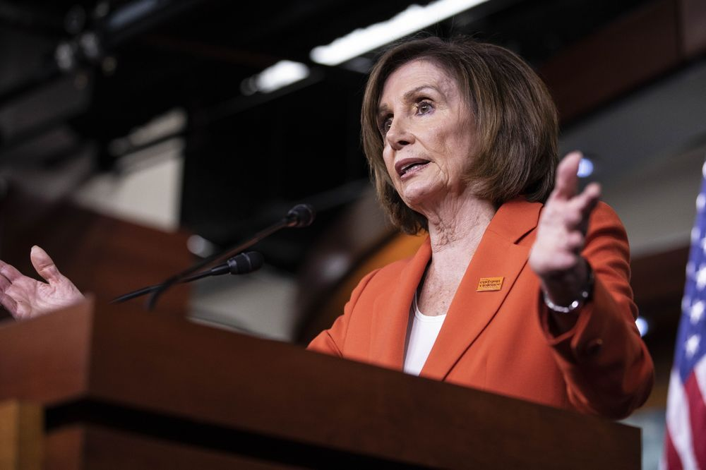 Pelosi Names Democrats to Lead USMCA Talks as Trump Urges Speed