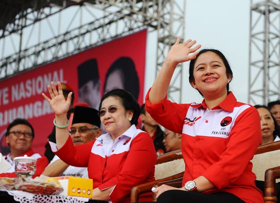 New Generation of Women Step Up in Indonesia's Looming Poll