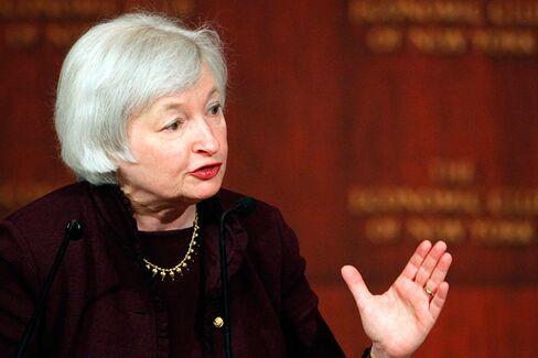 Fed's Janet Yellen Warns Against 'Downward Spiral'