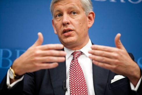 Brookings Institute CEO Panel Discussions On Strategy For U.S. Economic Growth