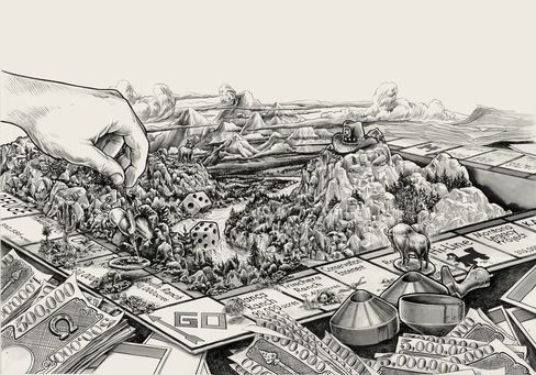 Monopoly: Wild West Edition