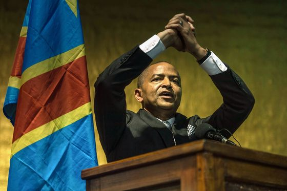 Unraveling of Congo's Opposition Pact Boosts Kabila's Protege