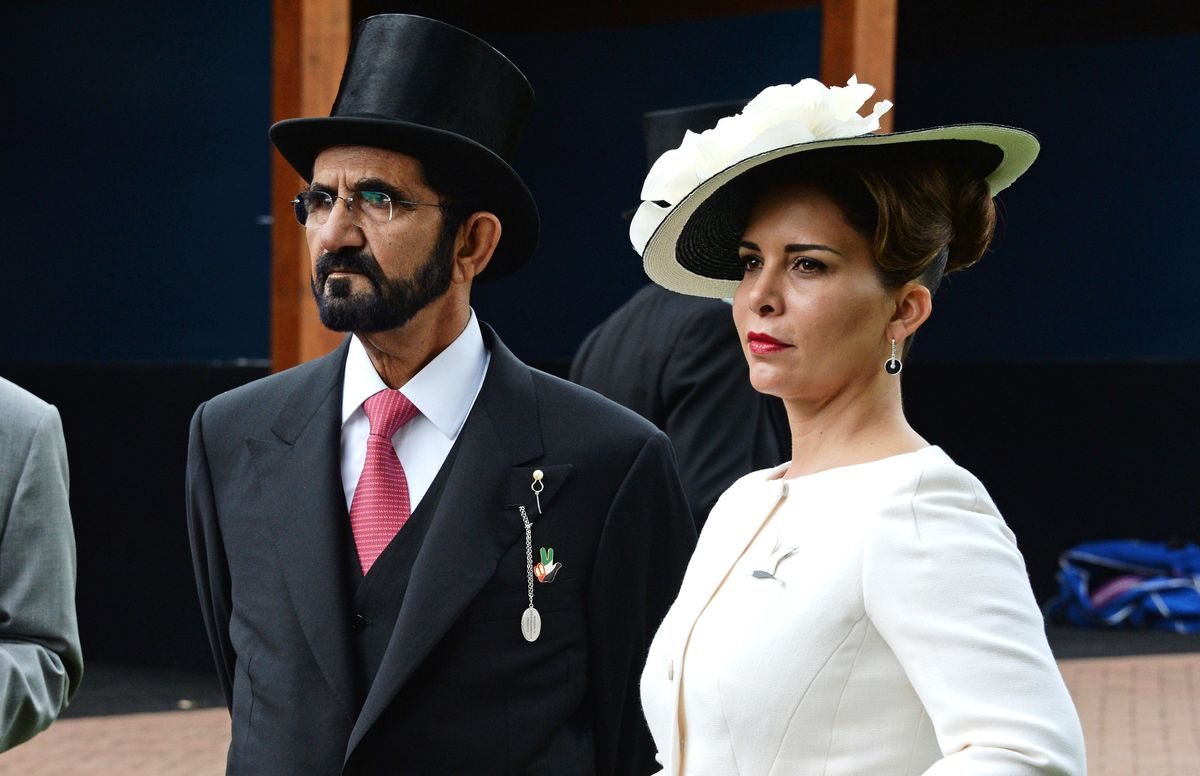 Dubai Ruler, Princess in London Court Over Welfare of Kids