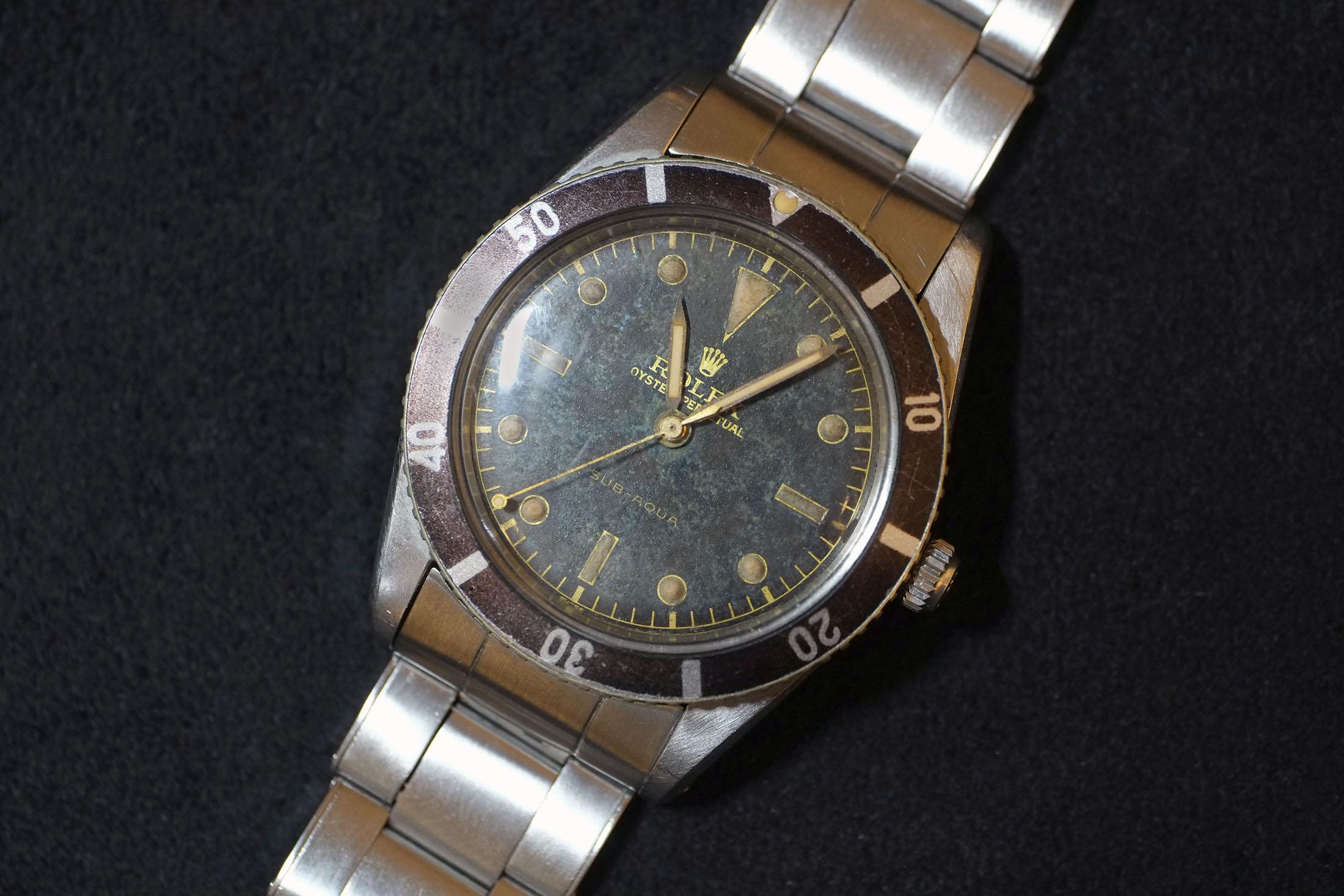 Rolex Sub Aqua (Lot 292)