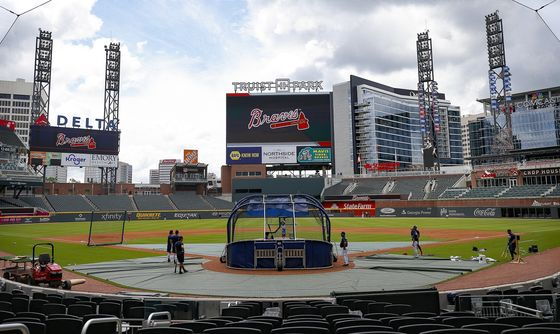 The Atlanta Braves Are Worth $30-$40 a Share, Pelican Bay Says
