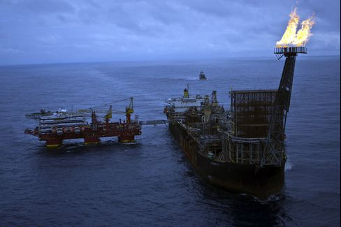 Oil Exploration In The Pre-Salt Fields