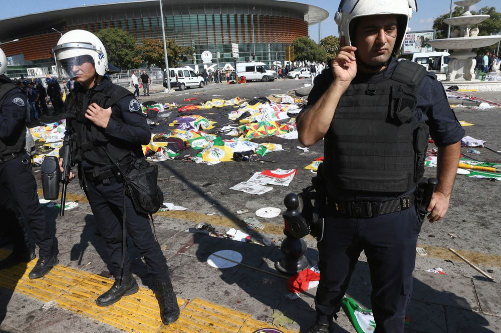 Why the Carnage in Ankara Has Left Turkey Even More Divided