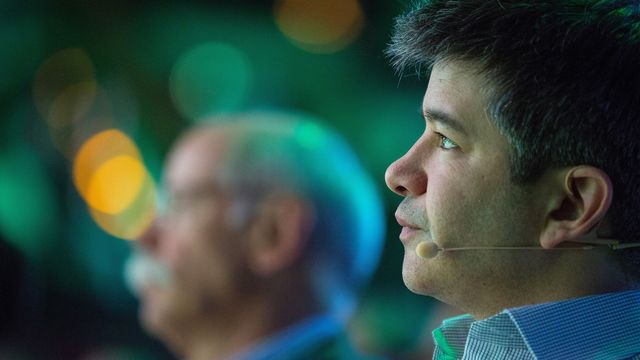 Uber's CEO takes leave of absence