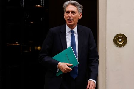 Hammond and May rally around United Kingdom financial watchdog