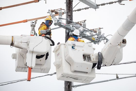 Texas Freeze Strands Municipalities With Sky-High Power Tabs
