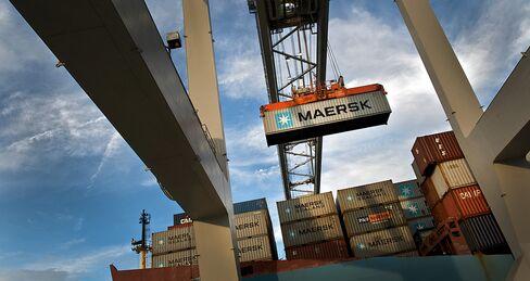 Maersk May Benefit as Overcapacity Hits Rivals