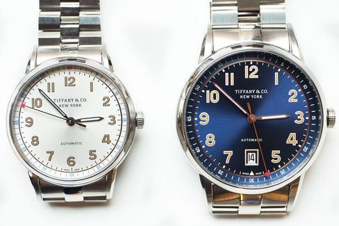 The basic CT60 comes in two sizes, 34mm for women and 40mm for men.