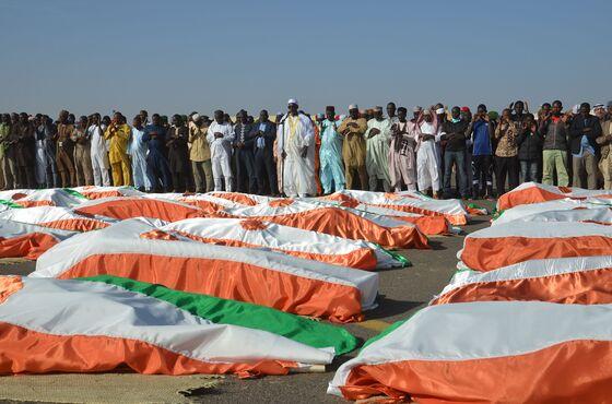 Niger Jihadist Raid Shows Speed of Islamic State Expansion