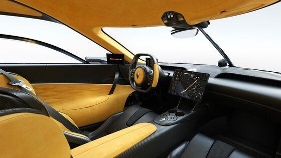 The Koenigsegg Gemera Has 1,700 Horsepower—and a Proper Back Seat