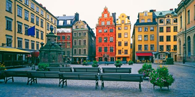 No. 20 Best Quality of Life: Stockholm, Sweden