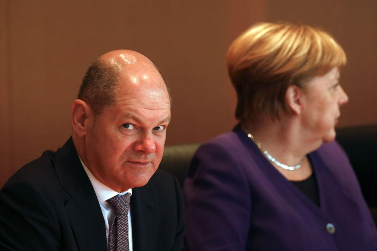 Germany's Obstinate Stinginess Hurts Everyone