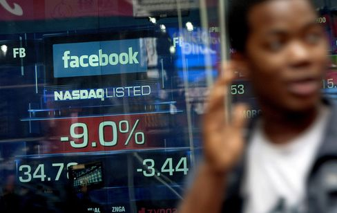 Morgan Stanley, Goldman Sachs Sued Over Facebook Stock Sale
