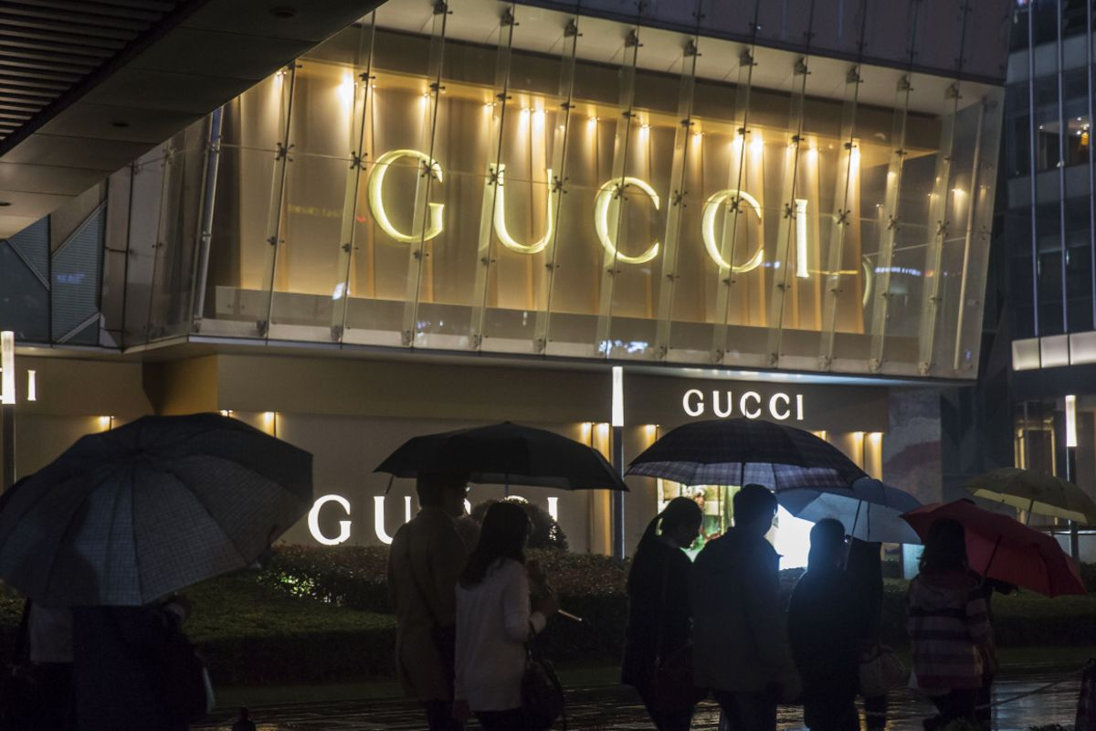 Soon It's Going to Be Easier to Find a Gucci Store in China