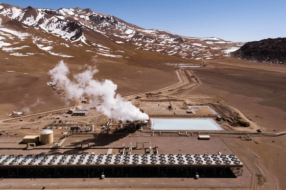 These Massive Renewable Energy Projects Are Powering Chilean Mines