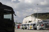 U.K.'s Gateway to Europe Braces for 17-Mile Brexit Backup