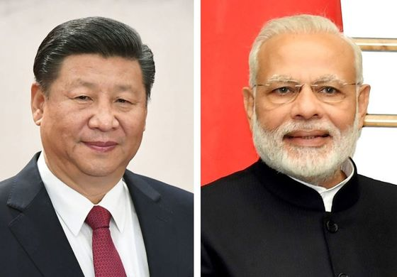Xi, Modi Hold Bilateral Talks in China, Agree to Improve Ties