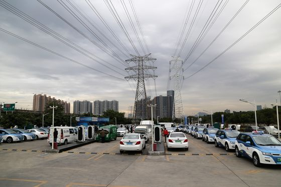 The World Still Doesn't Have Enough Places to Plug In Cars